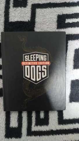 Sleeping dog definitive edition usado para ps4
