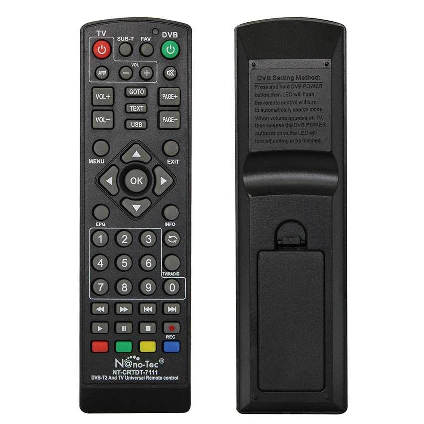 Control Remoto Control Universal Para TV y TDT