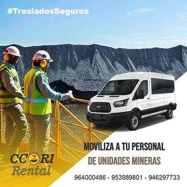 Alquiler de camionetas 4x4, buses, camiones, coaster HUANCAYO, PASCO, HUANCAVELICA, ICA, JUNIN, AYACUCHO, MOQUEGUA