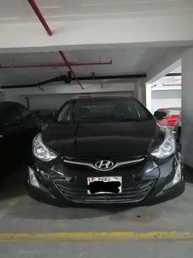 Hyundai Elantra 2013 Automatico