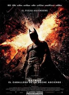BATMAN Caballero de la noche Poster Afiche