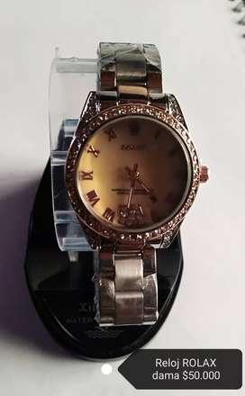 Relojes deportivos y elegantes