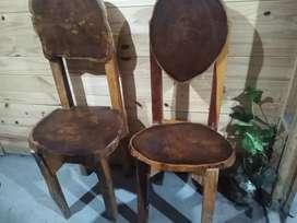 Vendo 6 sillas