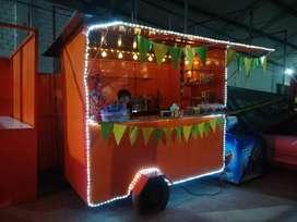 Venta trailer para comidas y bebidas