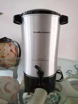 Cafetera de 42 tasas de cafe