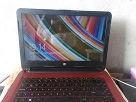 Vendo laptop hp para estudiantes
