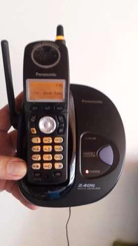 Panasonic de pantalla con altavoz