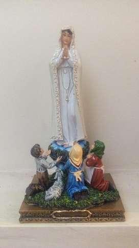 Figura de La Virgen de Fatima