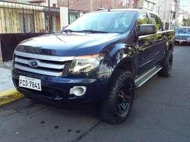 Ford Ranger Full 2012