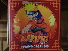 Naruto - Voluntad de fuego (Español)