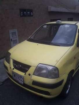 Vendo Taxi Atos modelo 2006, $ 57 millones negociables