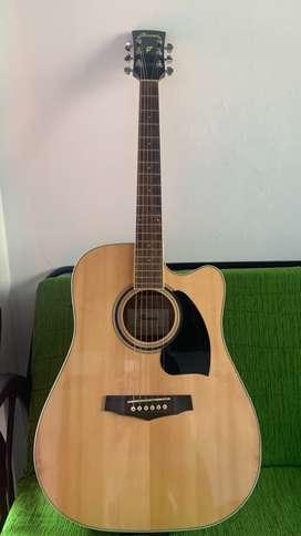 Guitarra electroacústica Ibanez PF15ECE-NT