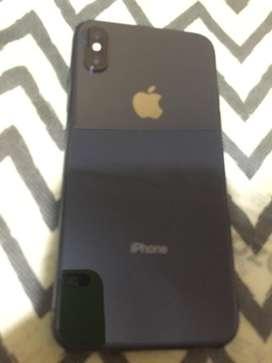 Iphone X de 64 gb casi nuevo sin detalles