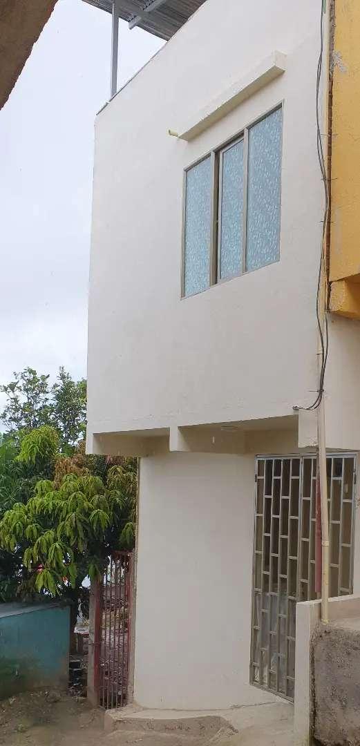 Se vende casa nueva para estrenar diagonal al parque principal del rosario nariño 0