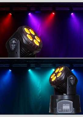 Alquiler Luces Inteligentes Dmx Piura