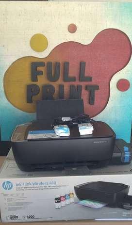 impresora hp in tank 410 wifi nueva sin uso