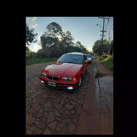Vendo BMW 318i modelo 95 impecable cuero camel