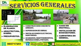 CONSTRUCCION CASAS CAMPO