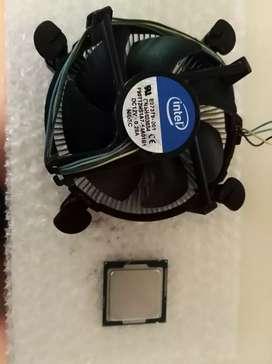 Procesador i3-4160 + cooler