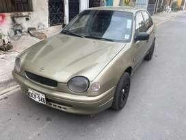 Vendo o cambio Toyota Corolla 99