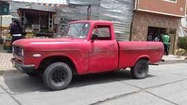Vendo permuto camioneta de platon