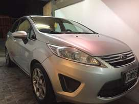Ford Fiesta Kinetic Desing plus 1.6 16V