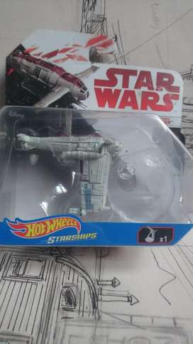 Hot Wheels Starships Star Wars Resistanc