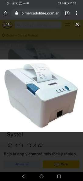 Impresor Systel ECO2