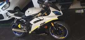 Yamaha R6r Modelo 2007