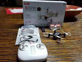 Drone Pequeño Syma X22W El Mejor Regalo