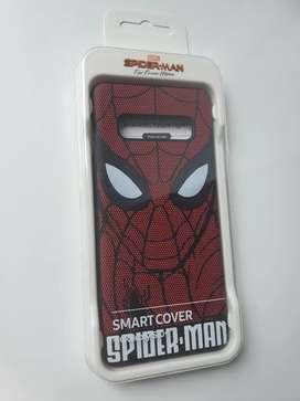 Carcaza de SpiderMan Original Samsung S10+