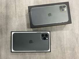Iphone 11 pro max de 256 GB