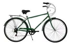 Bicicleta de paseo toscana philco