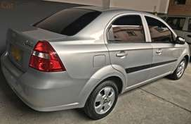 Aveo Emotion 2008 Sedan Full Equipo y financiación 100%