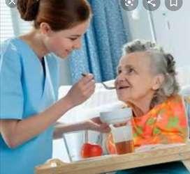 Busco empleo enfermería,cuidado ancianos ,limpieza,enseñanza de niños etc solo gente seria si no no pase tiempo
