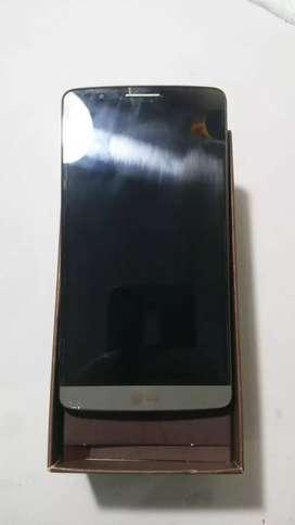 Celular LG G3 Impecable, en caja