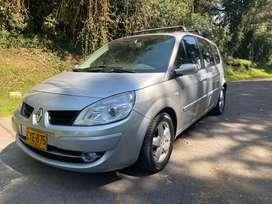 Renault grand scenic 7 pasajeros