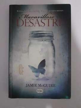 MARAVILLOSO DESASTRE (Jamie McGuire)