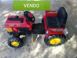 Tractor a pedal
