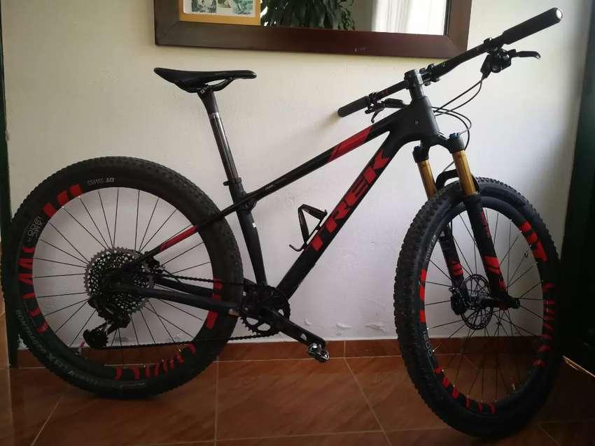 Bicicleta Trek Procaliber 9.9 2018 0