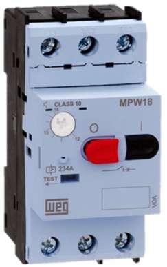 Guardamotor WEG MPW18