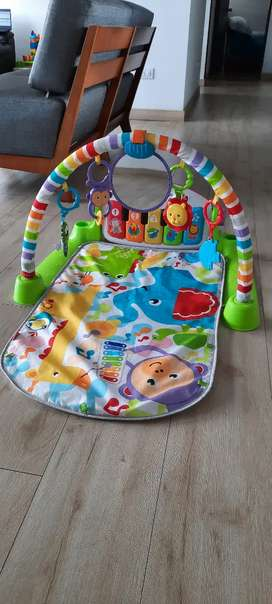 Gimnasio piano Fisher Price unisex