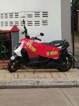 Vendo Moto Bws Modelo 2015 Buen Estado