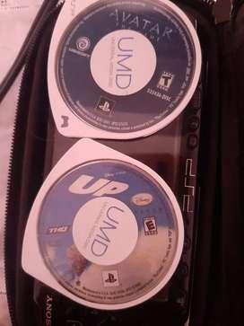 Vendo 2 Juegos Originales Psp