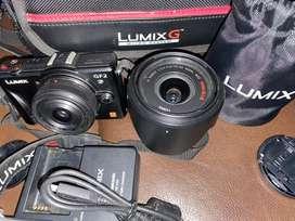 Camara linux panasonic - negociable