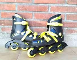 Rollers In Line Skates 38