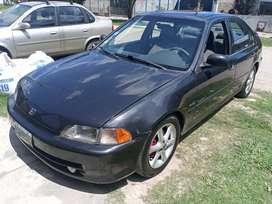 Honda Civic 95 tit al dia nafta-gnc