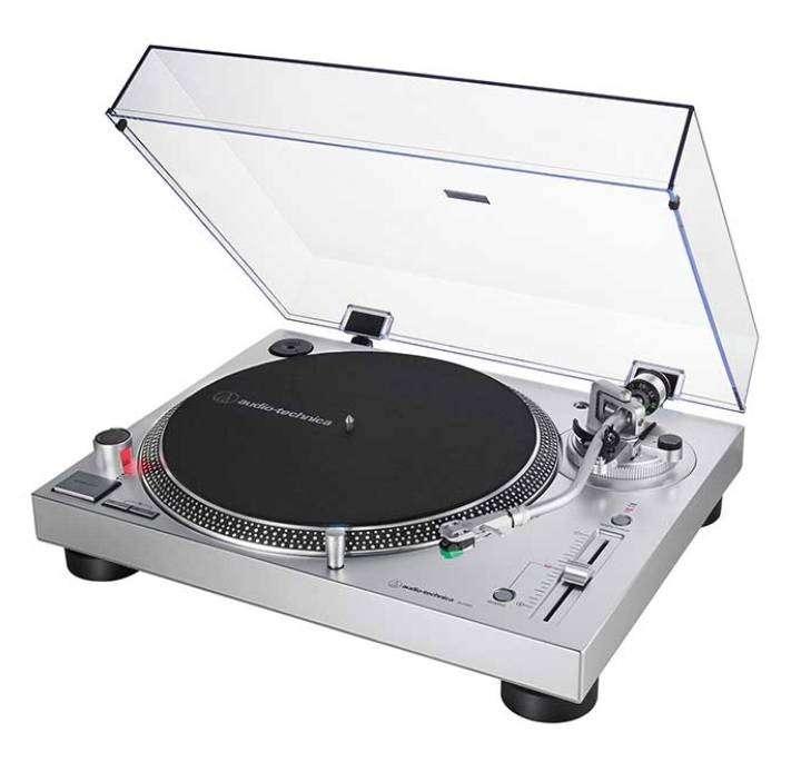 Tocadiscos Audio Technica LP 120X Garantia 0