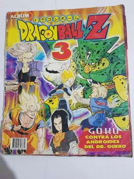 Álbum Dragon Ball Completo