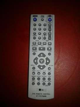 Control Remoto DVD LG